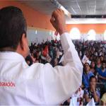 Carlos Navarro subrayó que PSI le apuesta a la unidad porque es el camino al progreso